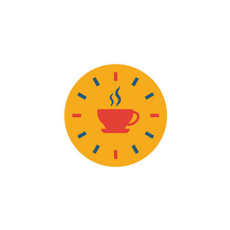 Coffee Break icon. Simple element from productivity icons collection. Creative Coffee Break icon ui, ux, apps, software and infographics.