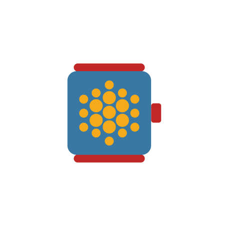 Smart Watch icon. Simple element from smart devices icons collection. Creative Smart Watch icon ui, ux, apps, software and infographics.