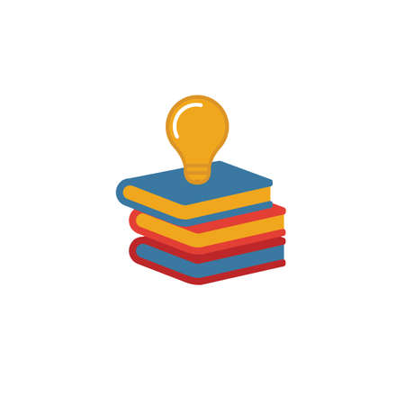 Knowledge Base icon. Simple flat element from customer service collection. Creative knowledge base icon for templates, software and apps. Illustration