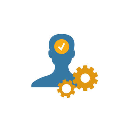 Business Ethics icon. Flat creative element from business ethics icons collection. Colored business ethics icon for templates, web design and software.
