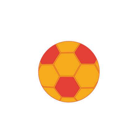 Soccer Ball icon. Simple element from sport equipment icons collection. Creative Soccer Ball icon ui, ux, apps, software and infographics.