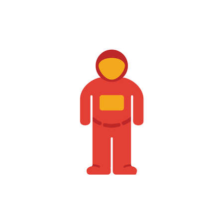 Spacemen icon. Simple element from space icons collection. Creative Spacemen icon ui, ux, apps, software and infographics. Ilustrace