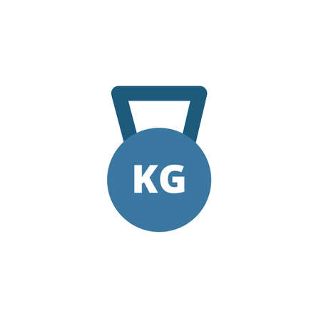 Weight icon. Simple element from sport equipment icons collection. Creative Weight icon ui, ux, apps, software and infographics.