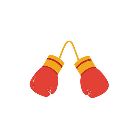 Boxing icon. Simple element from sport equipment icons collection. Creative Boxing icon ui, ux, apps, software and infographics. Ilustrace