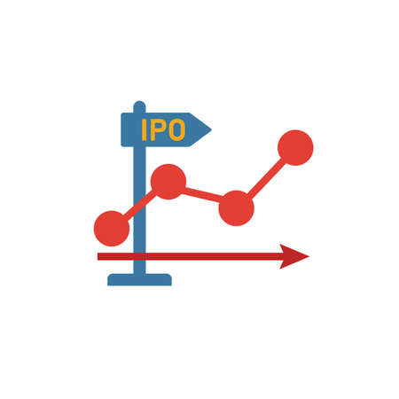 Ipo icon. Simple element from startup icons collection. Creative Ipo icon ui, ux, apps, software and infographics.