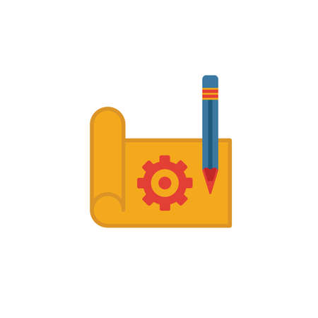 Prototype icon. Simple element from startup icons collection. Creative Prototype icon ui, ux, apps, software and infographics. Ilustrace