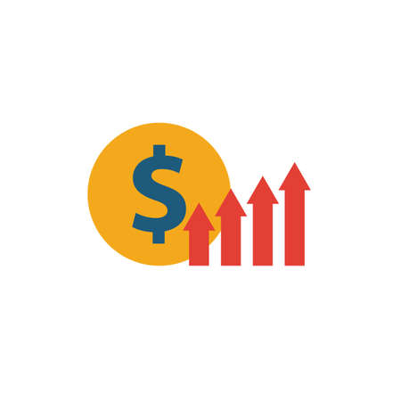 Profit icon. Simple element from startup icons collection. Creative Profit icon ui, ux, apps, software and infographics.