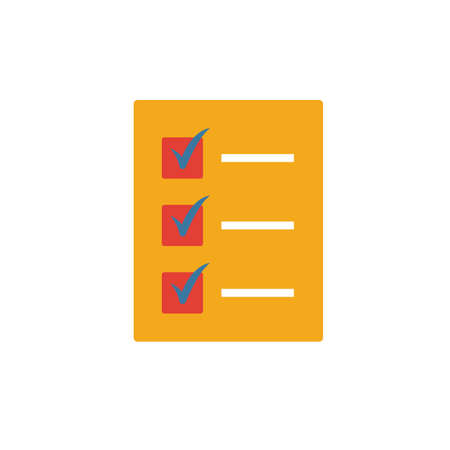 Tasks icon. Simple element from startup icons collection. Creative Tasks icon ui, ux, apps, software and infographics.