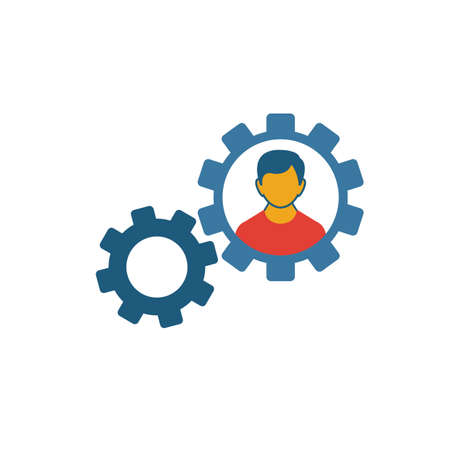 Production Manager icon. Simple element from startup icons collection. Creative Production Manager icon ui, ux, apps, software and infographics.