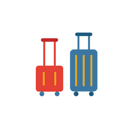 Luggage icon. Simple element from tourism icons collection. Creative Luggage icon ui, ux, apps, software and infographics.