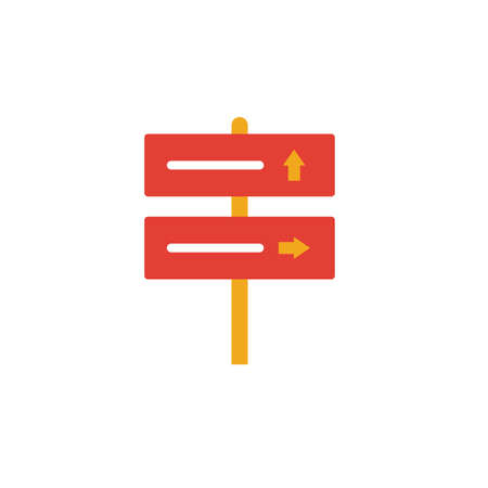Pointer icon. Simple element from tourism icons collection. Creative Pointer icon ui, ux, apps, software and infographics. 向量圖像