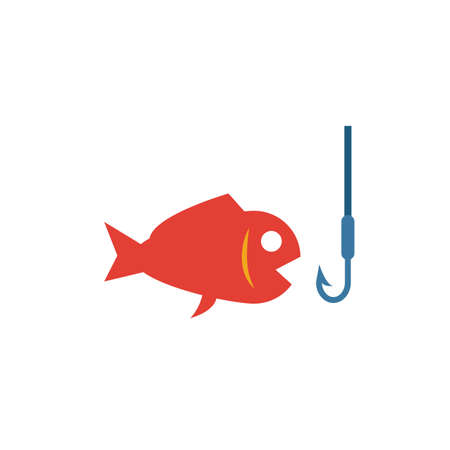 Fishing icon. Simple element from tourism icons collection. Creative Fishing icon ui, ux, apps, software and infographics.