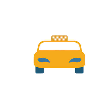 Taxi icon. Simple element from travel icons collection. Creative Taxi icon ui, ux, apps, software and infographics.