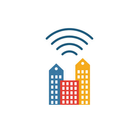 City Internet icon. Simple element from icons collection. Creative City Internet icon ui, ux, apps, software and infographics.