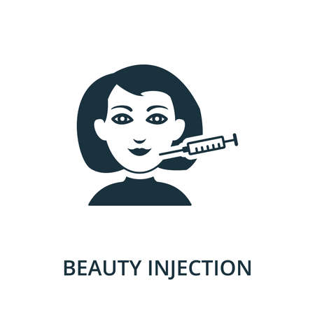 plastic surgery collection. Simple line element   symbol for templates, web design and infographics