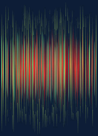 espejismo: Fondo rayado colorido abstracto. Fondo colorido, colores mezclados eps 10 de fondo, mezcla de colores de fondo vector