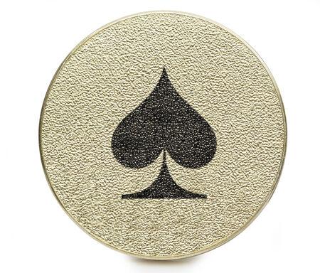 symbol on the white background photo