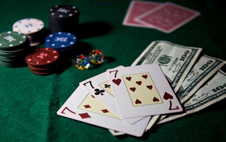 innings: poker