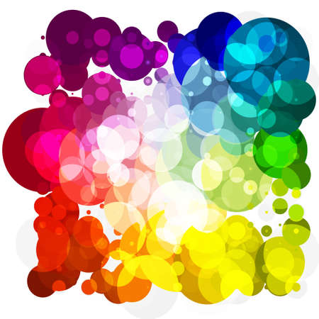 rainbow abstract: Abstract rainbow color background
