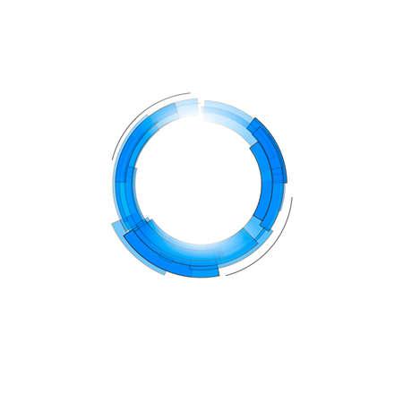 Kleur cirkels set