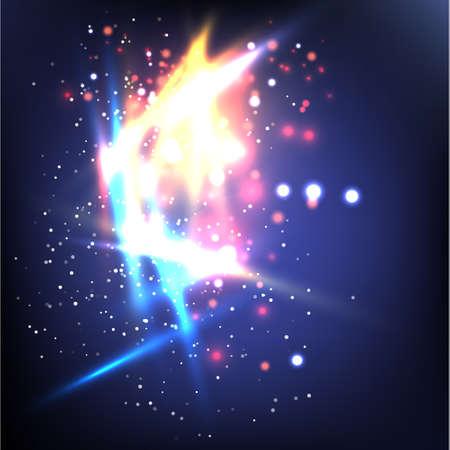 Light Effects. Ilustrace