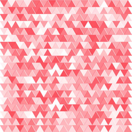 Abstract retro pattern of geometric shapes.