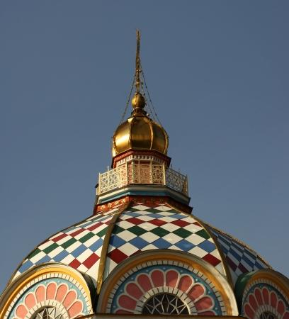 Cupola of church