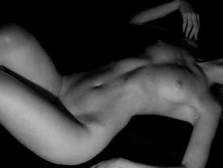 nudity girl: Naked Body    Stock Photo