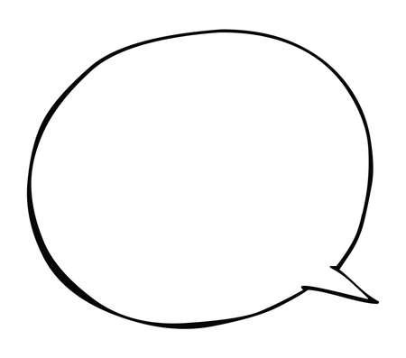あなたの文章の大きなバブルがあります。