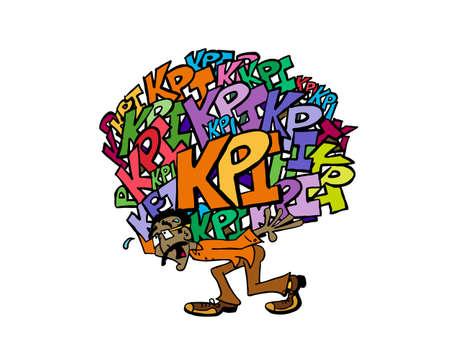 Man crushed by KPIs