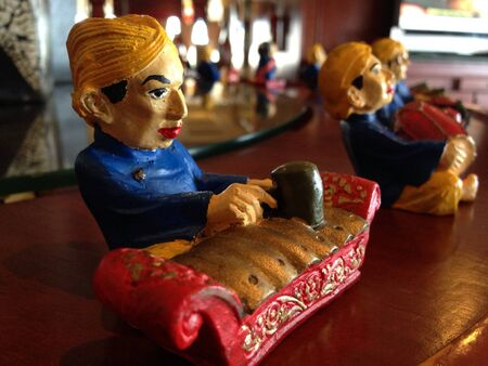 gamelan: These are the toys of Javanese traditional musicians. They usually play an instrument called gamelan. It gives a great mix tones