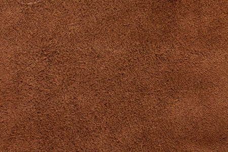 suede: Brown suede texture background, closeup, long fiber