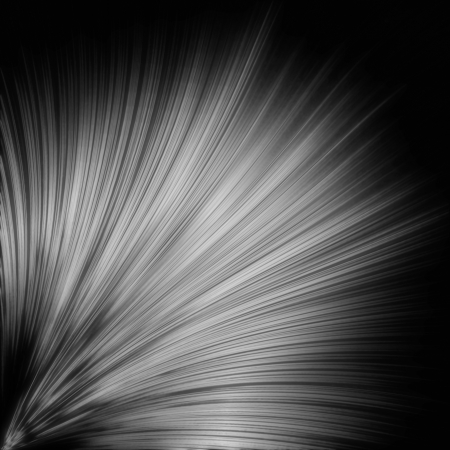 black and white abstract background, wavy lines Standard-Bild