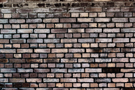 solid: brick background - solid concrete wall