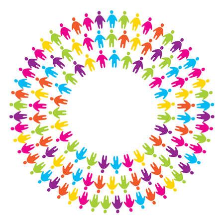 community people: segno di unit� del popolo