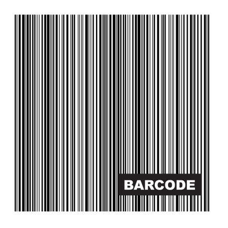 scanning: Sign sales. Barcode. Shopping. Discounts. Sale. Buy. Illustration
