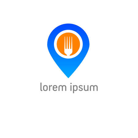 Template check In restaurant - sign design