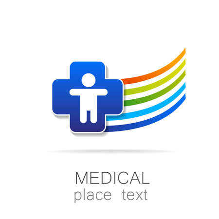 association: Medical logo - the concept for sign a medical institution, a center, foundation, organization, association, hospital.