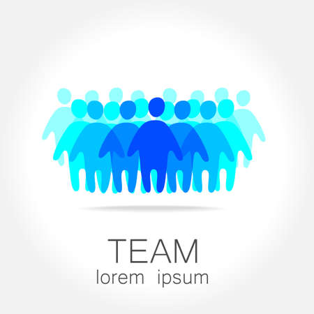 owner: Sign of the leader. Symbol leader in team. Director, boss, top manager, the manager, the owner, led a successful team.