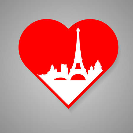 I love Paris - the template for the sign. The idea for the label design, printing on clothing, decor souvenirs.