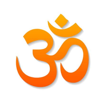 om sign: Om - sign, symbol, icon