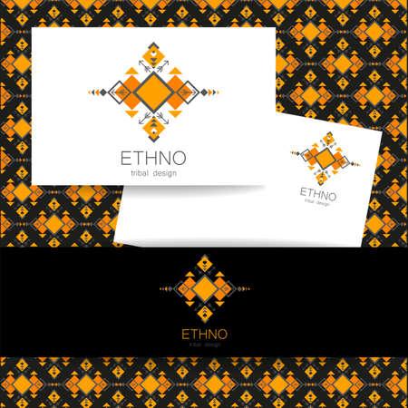 ethno: Ethno - corporate identity.