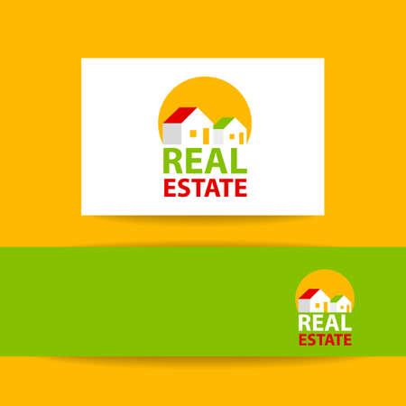real estate: Real Estate   Design. Illustration