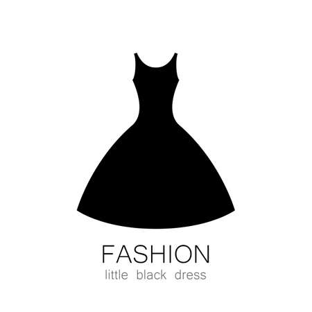 fashion show: Design for fashion shop, boutique, factory on tailoring, fashion show, dress shop, and etc. Vector graphic illustration. Illustration