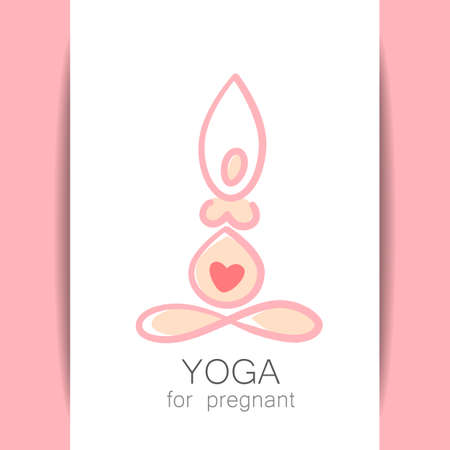pregnancy yoga: Yoga for pregnant.