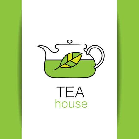 tea house: Tea house.