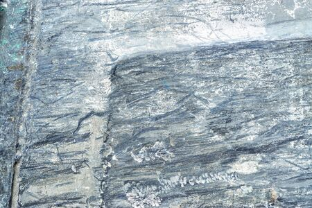 raspy: Old grey rough and scratched metal surface 1 Stock Photo