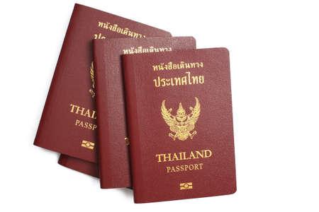 thailand passport photo