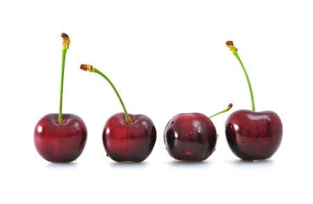 bing: Four Cherries