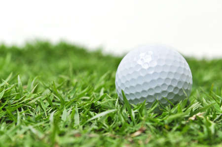 golf ball Stock Photo - 14642938